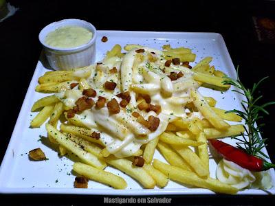 Munik Boteco Gourmet: Porção de Batatas-Fritas