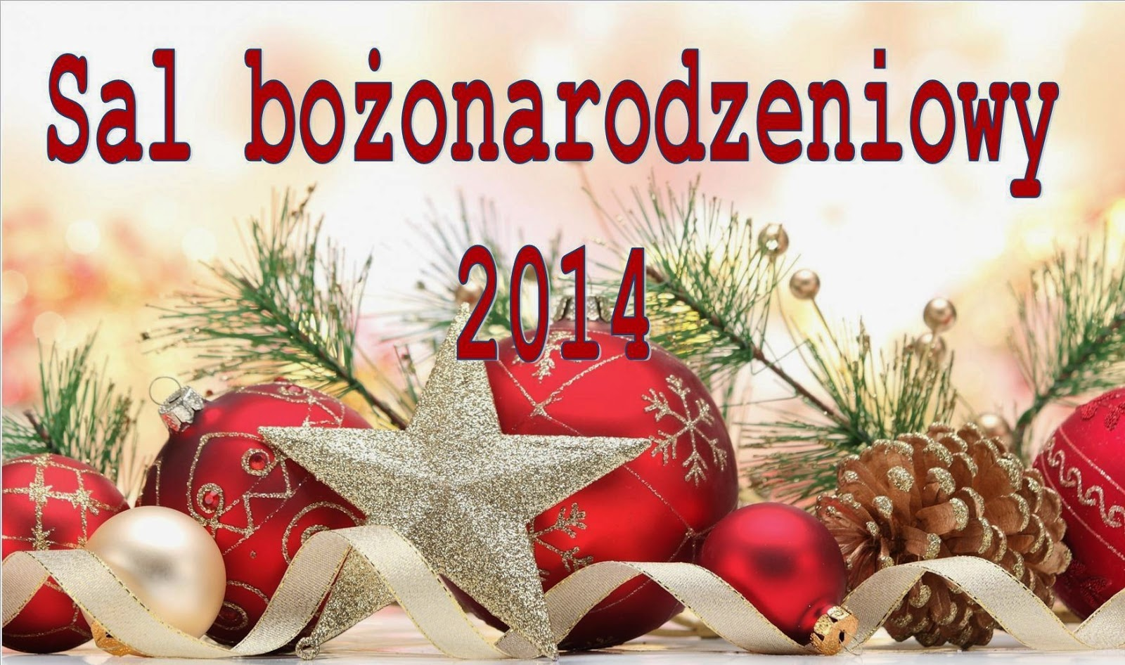 SAL bożonarodzeniowy 2014