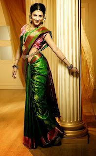 Shruti Hassan Beautiful Pic in Saree