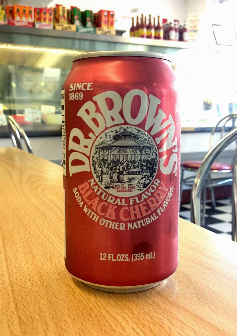Dr. Brown's Cherry Soda