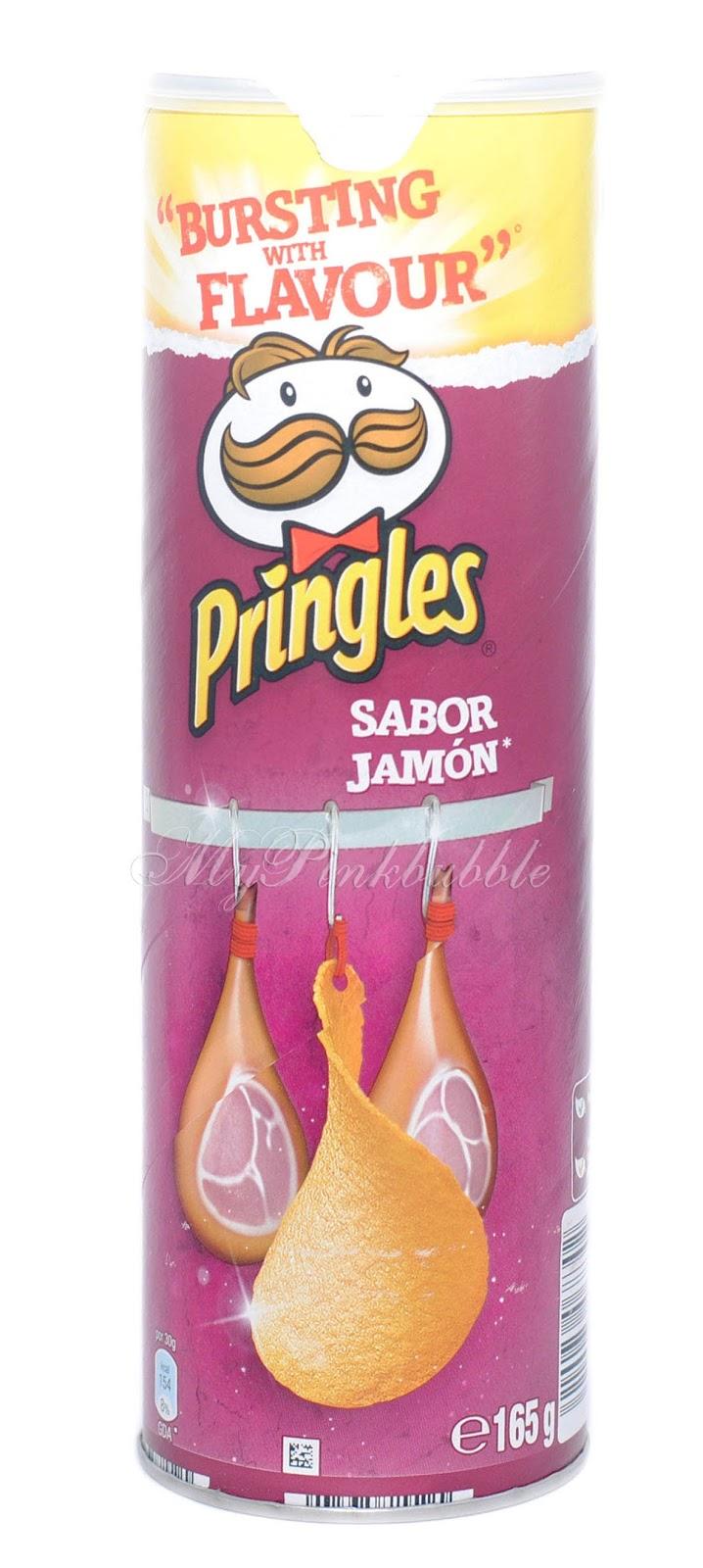 Pringles sabor jamón