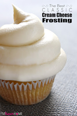 from the cream cheese, this effortless Classic Cream Cheese Frosting ...