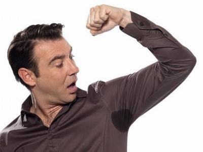 Sweating in men - Turning Women Off With Body Odor