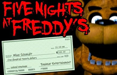 Five Nights at Freddy's 1 PC