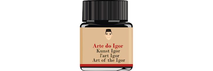 Arte do Igor Backup