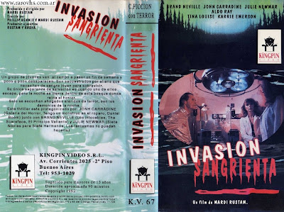 Invasión Sangrienta (Evils of the Night) 1985