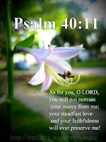 God's Steadfast Love