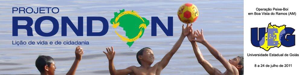 Projeto Rondon em Boa Vista do Ramos