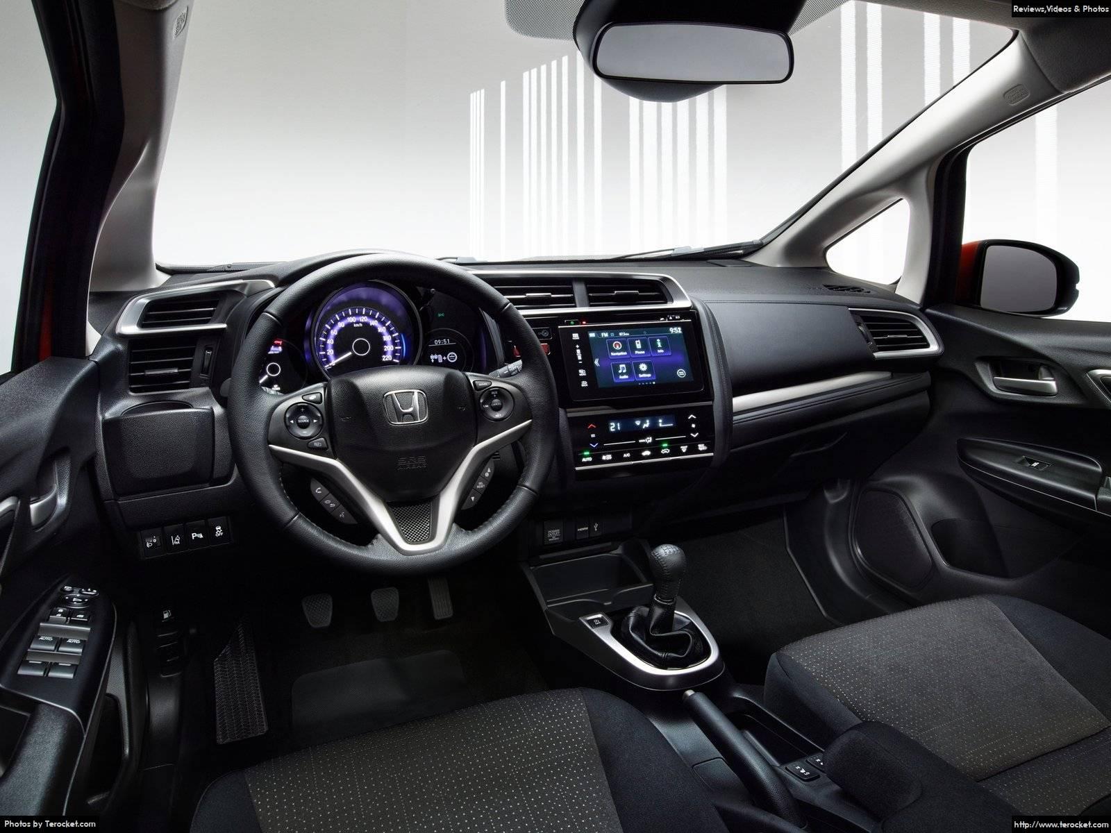 Hình ảnh xe ô tô Honda Jazz 2016 & nội ngoại thất