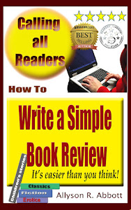 Award Winning and BESTSELLER: Write a Simple Book Review