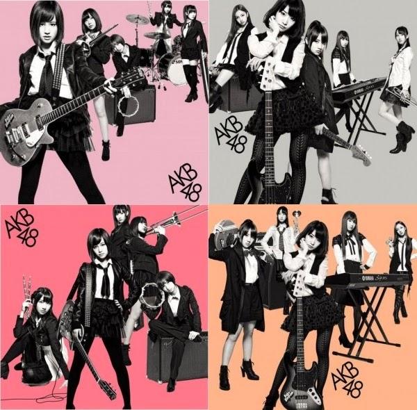 Lirik Dan Terjemahan Lagu AKB48 - Give Me Five