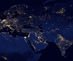 EVENTS  NASA snaps Earth at night