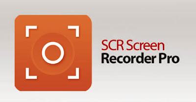Merekam Layar Android Menggunakan SCR Screen Recorder Pro