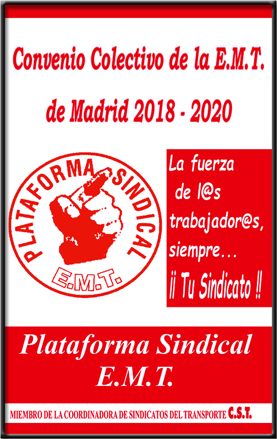 Convenio Colectivo 2018-2020