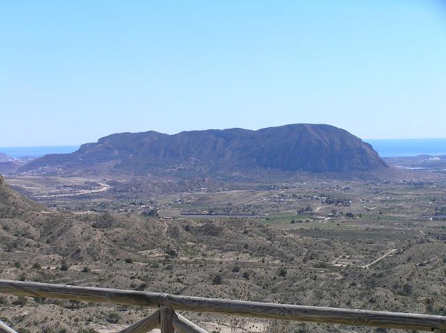 Desde Sierra de Las Aguilas