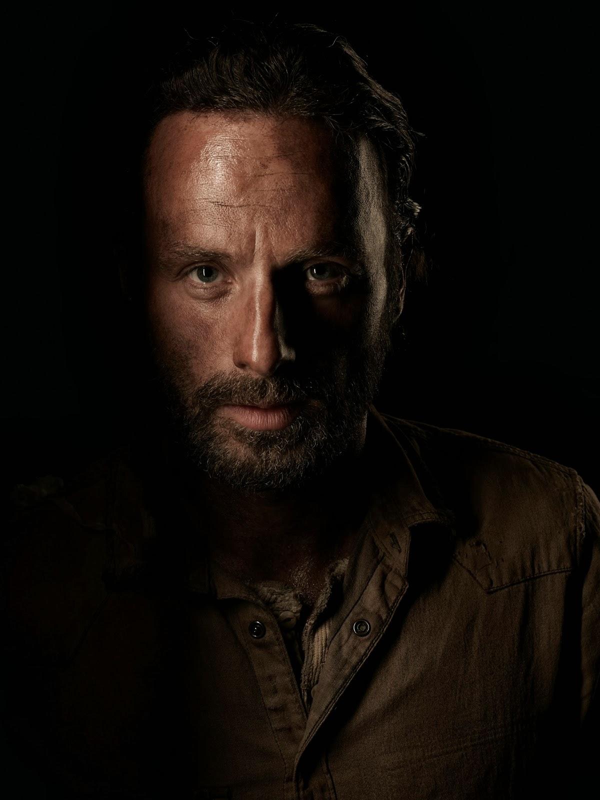 New Pictures: THOR: THE DARK WORLD, I FRANKENSTEIN ... Walking Dead Season 4 Rick