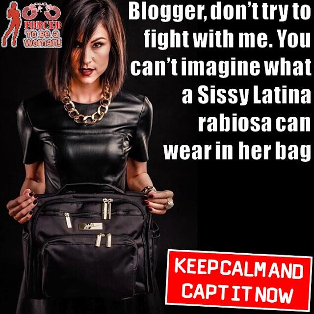 Sissy Latina Rabiosa bag