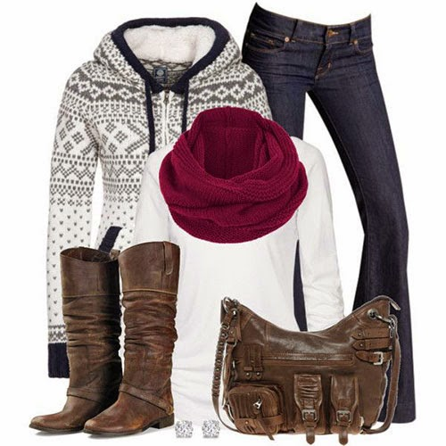 Cute Winter Outfits u0026 Winter Clothes For Ladies | Unveiled Fashion