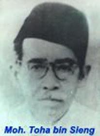 ABAH KH.M.THOHA BIN SIENG