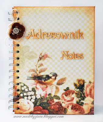 kartki okolicznościowe notes notatnik adresownik barbara wójcik piekary śląskie