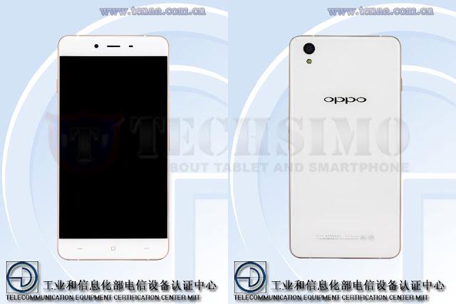 Oppo A30 sudah lulus uji di Tenaa, sangat mirip dengan OnePlus 2 Mini