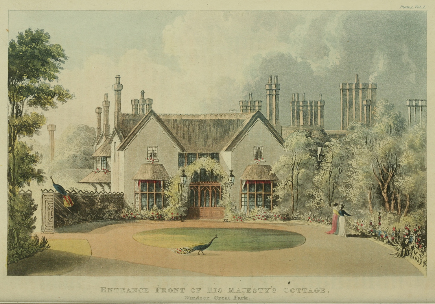 Ekduncan My Fanciful Muse Regency England Country