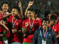 1 Kalimat Untuk Timnas Indonesia
