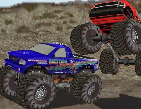 jip Truck Yarışları