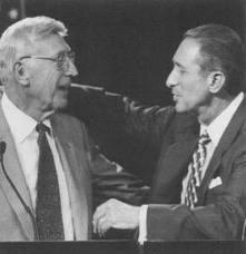 Bernie Marcus và Arthur Blank