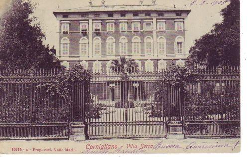 Domenico Crolla Villa Santa Lucia