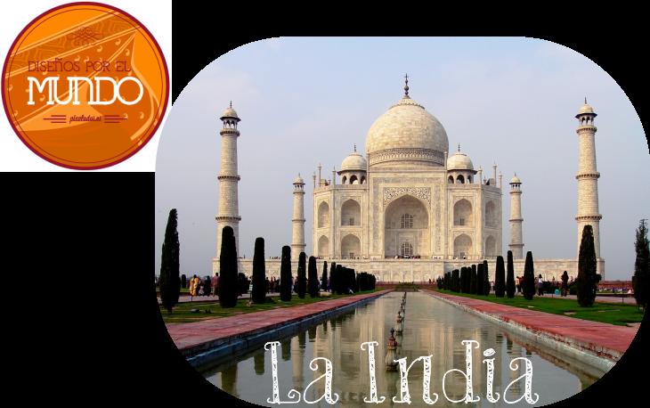 La India. Diseños por el Mundo