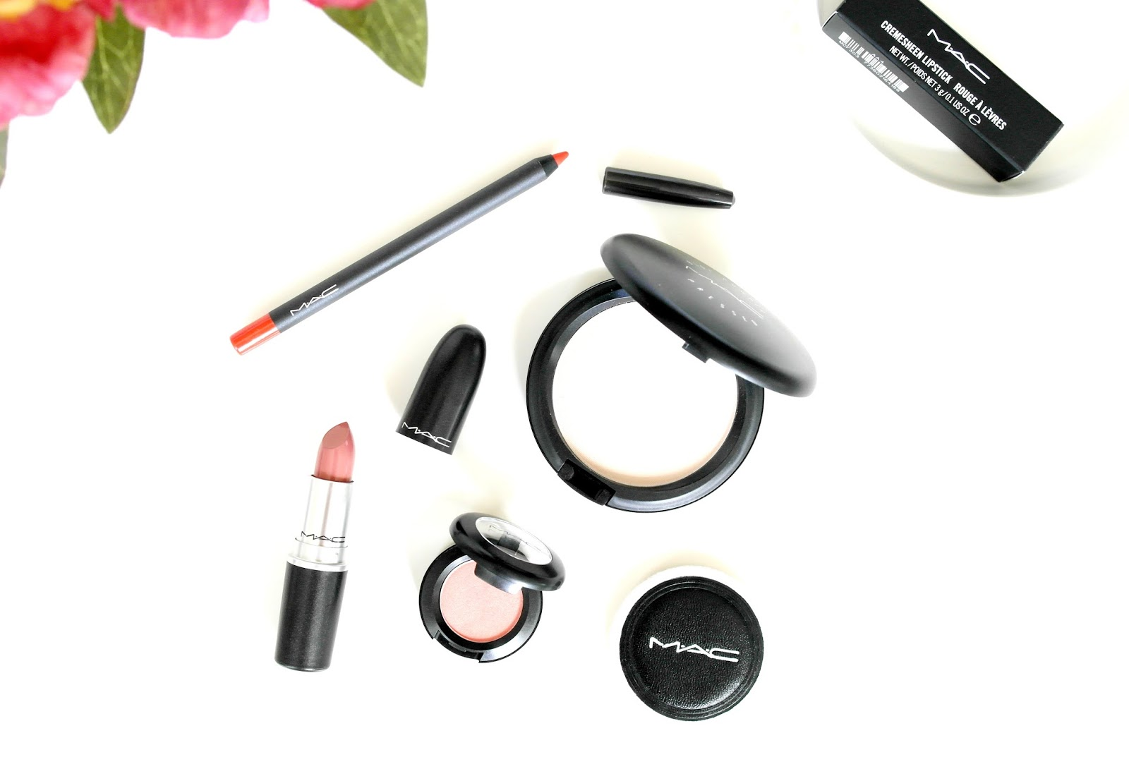 MAC haul by Devoted To Pink, Beauty Blogger