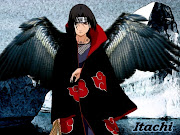 . when he realises that Itachi is too strong and clever for even Edo .