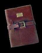 Notesik schowany w szufladzie: