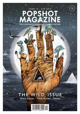 Portada de Octubre 2013 - Popshot Magazine