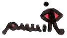 Clicca sul mio logo per vedere la galleria dei miei quadri