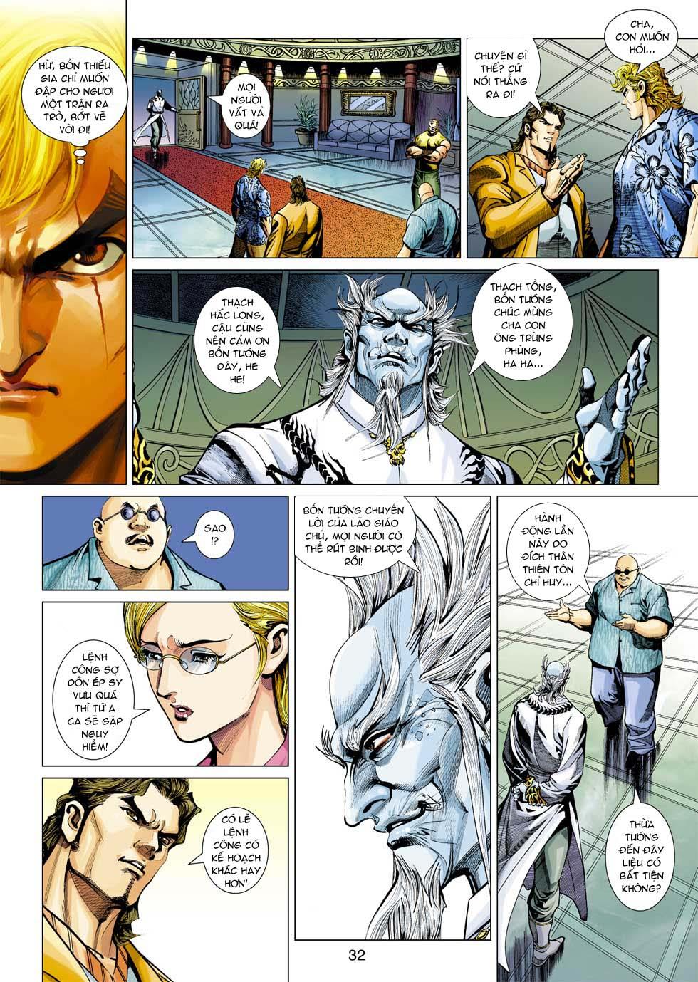 Tân Tác Long Hổ Môn trang 33