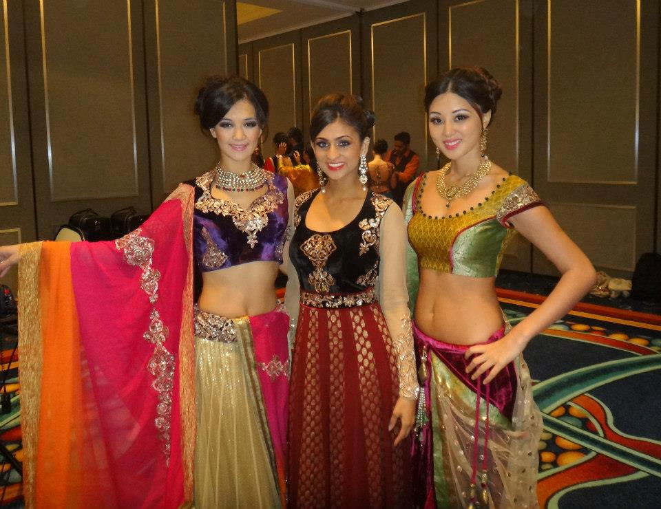 ethnic wear for lehenga saree