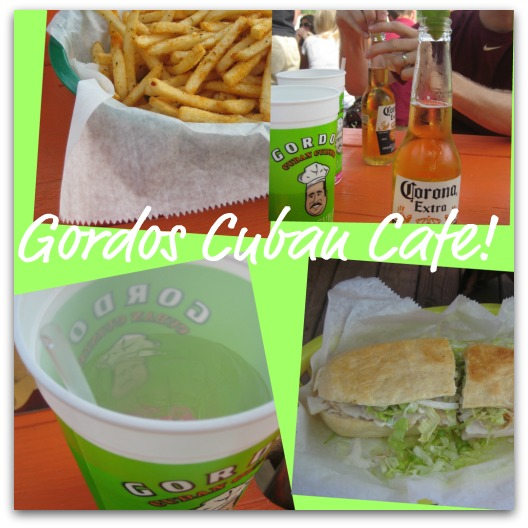 gordos cuban cafe turkey cuban and seasoned fries
