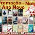 #Promoção: Natal e Ano Novo Recheado!