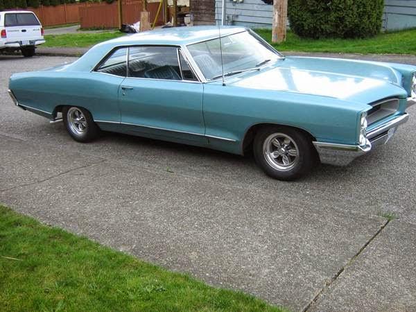 1966 Pontiac Grande Parisienne for Sale - Buy American ...