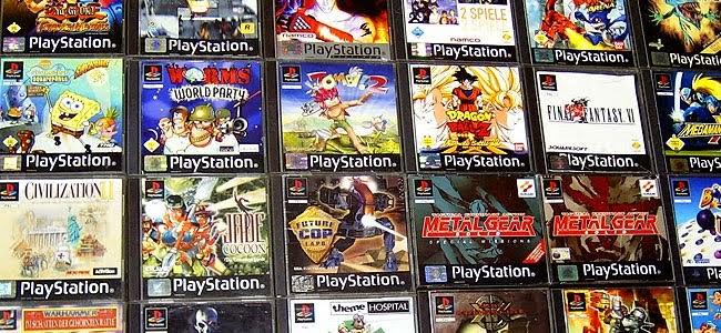 25 Juegos Recomendados: PSX