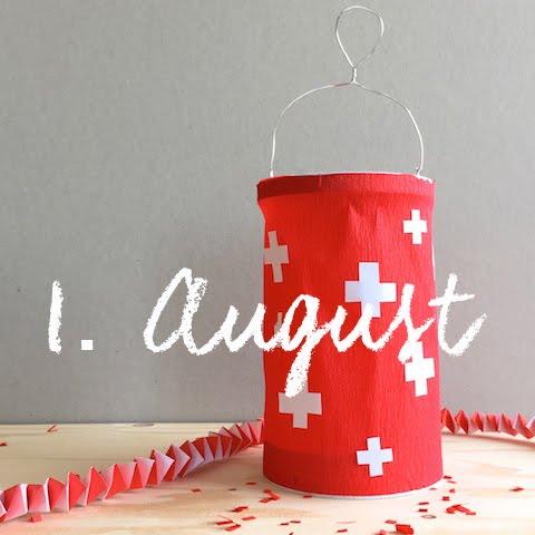 Ideen für den 1. August (CH)