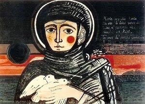 Virgem Astronauta