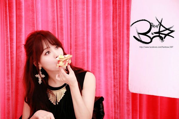 Jaekyung Cha Cha Backstage