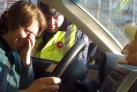 Cuidado si llevas un hamster parlanchin en el auto
