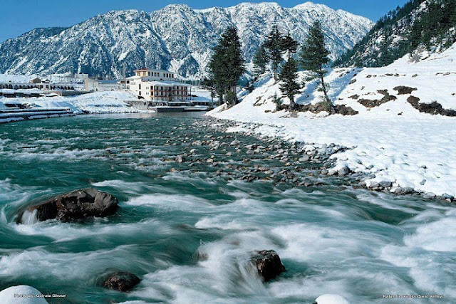 Kallam Swat River, Pakistan