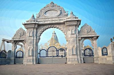 Jagadguru Kripaluji Maharaj's Prem Mandir Inauguration in Vrindavan
