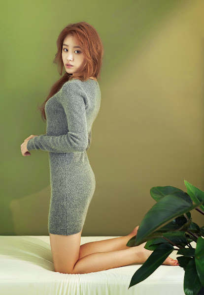 Jieun Gentleman Korea December 2014