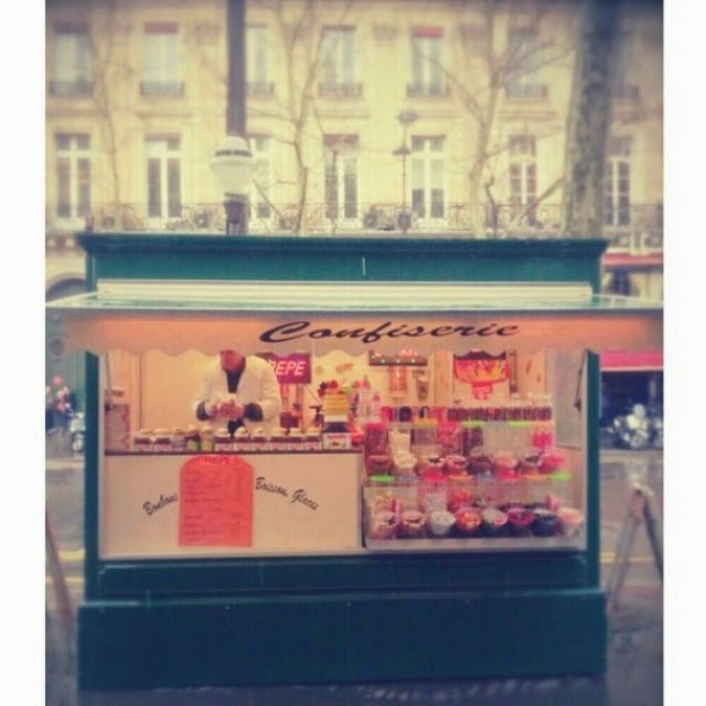 Imágenes de París. A trendy life